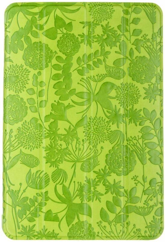Чехол-книжка Gissar Flora для iPad air (зеленый)
