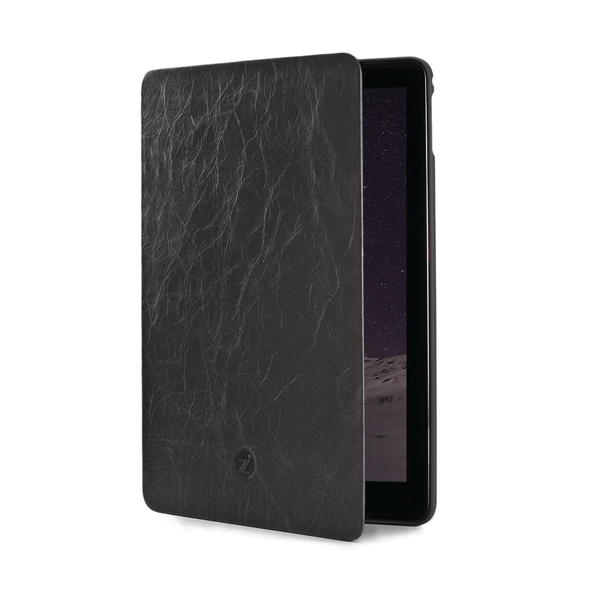 Чехол книжка Cozistyle Leather Smart Shell для Apple iPad Air (черный)