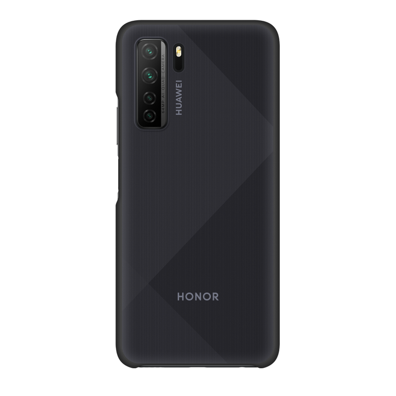 Чехол клип-кейс  Honor PC Case для Huawei Honor 30s (серый)