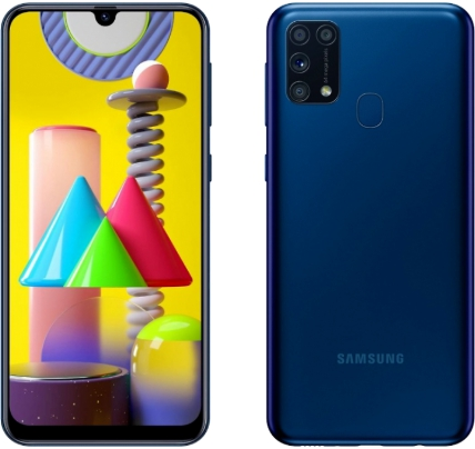Samsung Galaxy M31 6/128Gb Blue (синий)