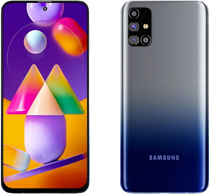 Samsung Galaxy M31s 6/128Gb Mirage Blue (синий)
