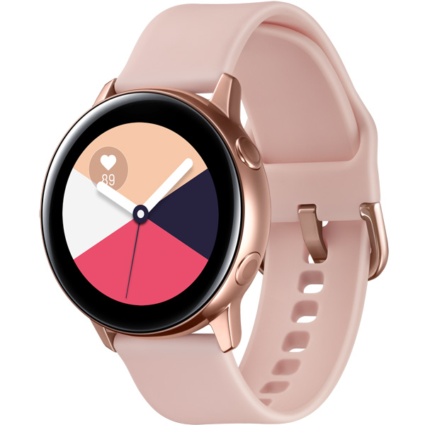 Смарт-часы Samsung Galaxy Watch Active SM-R500 (Нежная пудра)