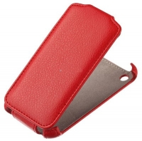 Чехол-книжка Armor Case Iphone 5 red