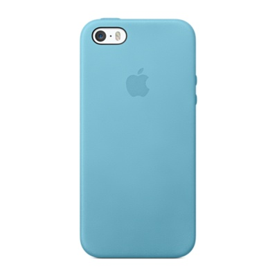 Клип-кейс Apple для iPhone 5/5S - Голубой