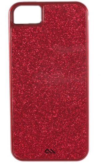 Чехол клип-кейс CASE-MATE BT CM022470 для iPhone 5/5S красный