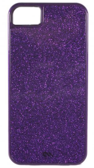 Чехол клип-кейс CASE-MATE BT CM022462 для iPhone 5/5S фиолетовый