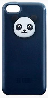 Чехол клип-кейс со стилусом Pittorne X  для iPhone 5/5S черный