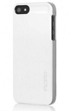 Чехол клип-кейс Incipio для iPhone 5/5S Feather Shine IPH-872 белый
