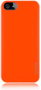 Чехол клип-кейс Araree Half для iPhone 5/5s оранжевый
