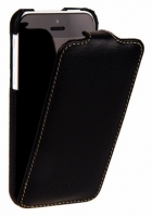 Чехол флип-кейс Melkco Leather Case Jacka Type  для iPhone 5s/5/SE черный