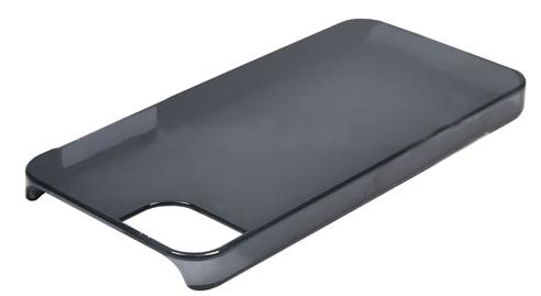 Чехол клип-кейс iCover Transpearent IP5-TR-BK для iPhone 5/5s черный-прозрачный