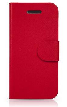 Чехол-книжка Onext для iPhone 5/5S (красный) 70202