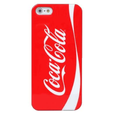 Чехол клип-кейс Coca-Cola CCHS IP5000S1204