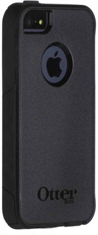 Клип-кейс Otterbox Commuter для iPhone SE/5/5S (черный)