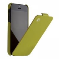Чехол HOCO для iPhone 5 - HOCO Duke Leather Case Apple green