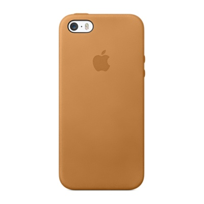 Клип-кейс Apple для iPhone 5/5S - Коричневый