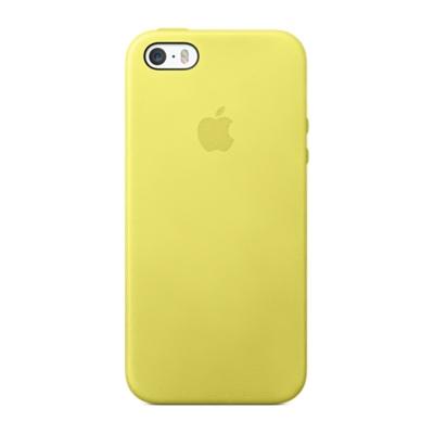 Клип-кейс Apple для iPhone 5/5S - Желтый