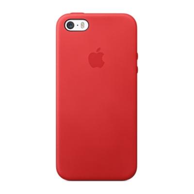 Клип-кейс Apple для iPhone 5/5S - Красный