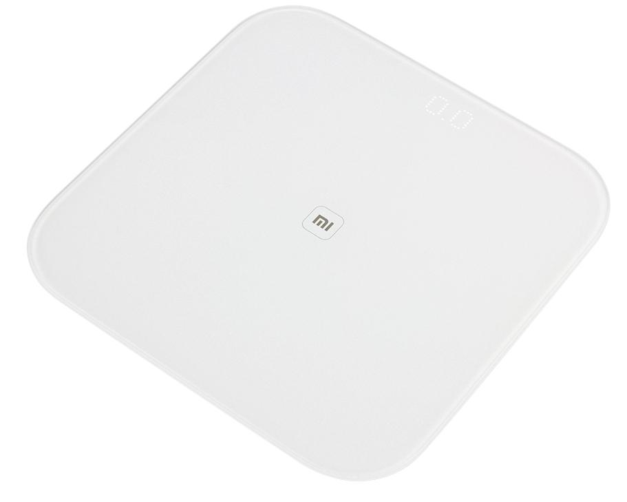 Весы электронные Xiaomi Mi Smart Scale (белые)