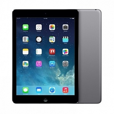 Планшет Apple iPad Air Wi-Fi 32GB Black