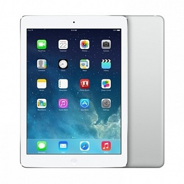 Планшет Apple iPad Air Wi-Fi 32GB White