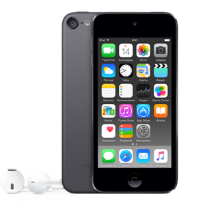 iPod touch 6 16 ГБ серый космос