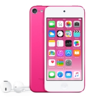 iPod touch 6 16 ГБ розовый