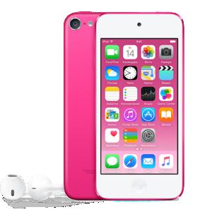 iPod touch 6 16 ГБ розовый