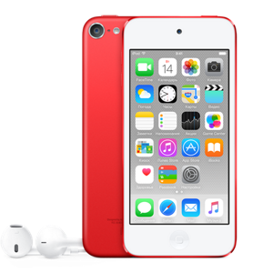 iPod touch 6 16 ГБ серии (PRODUCT) RED