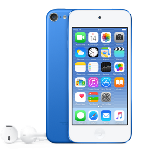 iPod touch 6 64 ГБ голубой