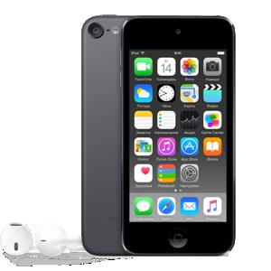 iPod touch 6 128 ГБ серый космос