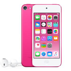 iPod touch 6 128 ГБ розовый