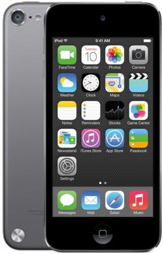 Apple iPod touch 5 16Gb серый