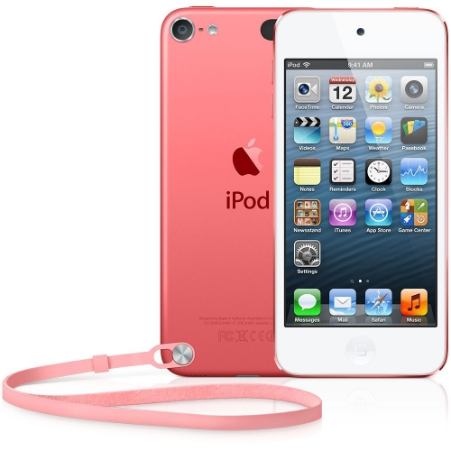 Apple iPod Touch 5 64Gb pink (MC904)