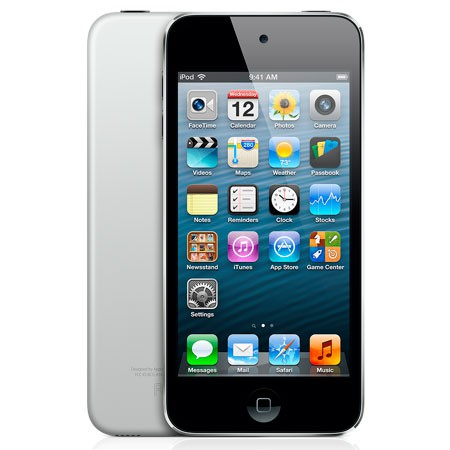 Apple IPod touch 5 16Gb (ME643RU/A) black silver