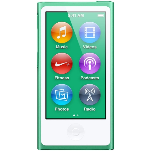 Apple iPod Nano 7 16GB Green