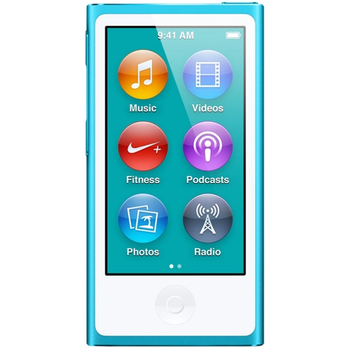 Apple iPod Nano 7 16GB Blue