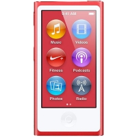 Apple iPod Nano 7 16GB Red