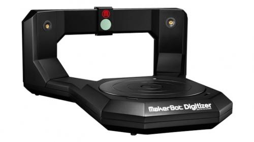 3D Сканер MakerBot Digitizer Desktop 3D Scanner