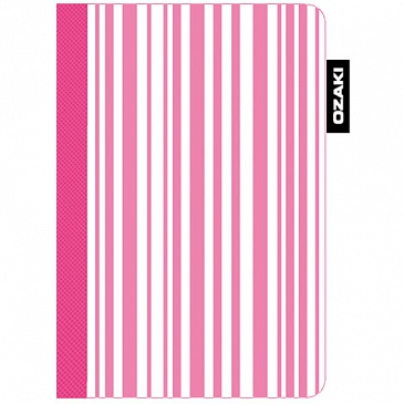 Чехол Ozaki O!coat Pattern Полиуретановый чехол для iPad mini 1/2/3  цвет Stripy (OC107SY)