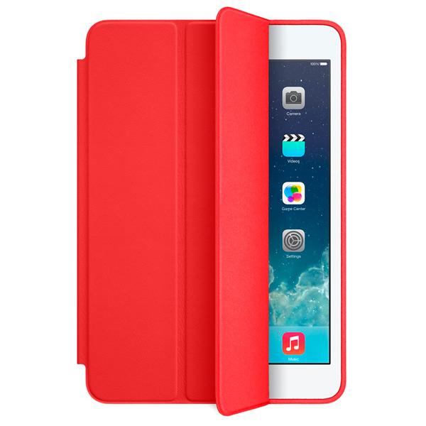Чехол-книжка Smart Case для iPad mini 1/2/3 (красный, реплика)