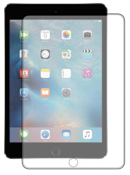 Защитное гибридное стекло для Apple iPad mini 4 0,4 мм, прозрачное