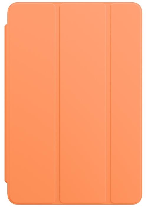 Чехол обложка Apple Smart Cover для iPad mini 4/5, цвет «свежая папайя» (MVQG2ZM/A)