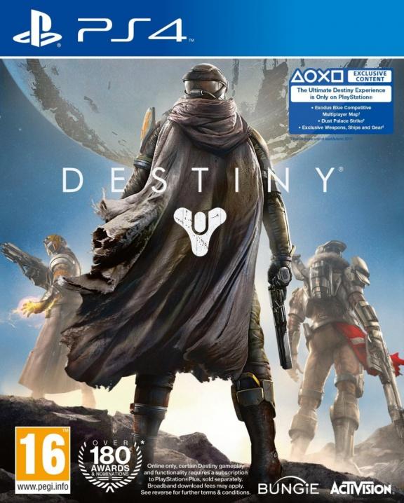 Destiny для Play Station 4. Игра для PS4