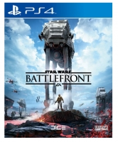 Игра Star Wars: Battlefront для PS4, русская версия