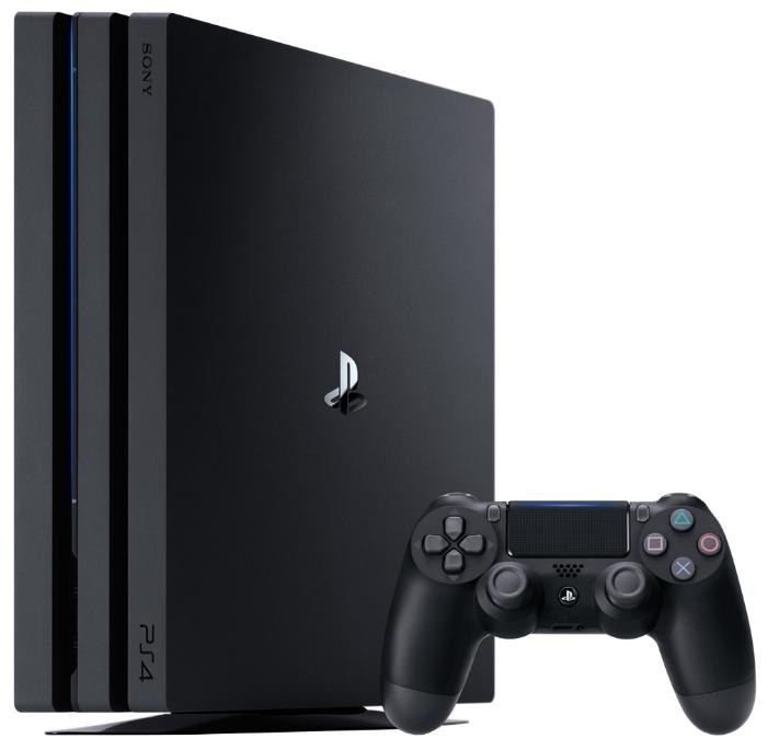 Игровая приставка Sony PlayStation 4 Pro 1Tb (CUH-7016)
