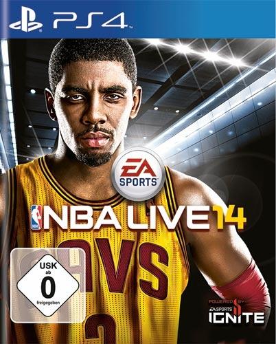NBA Live 14. Игра для PS4