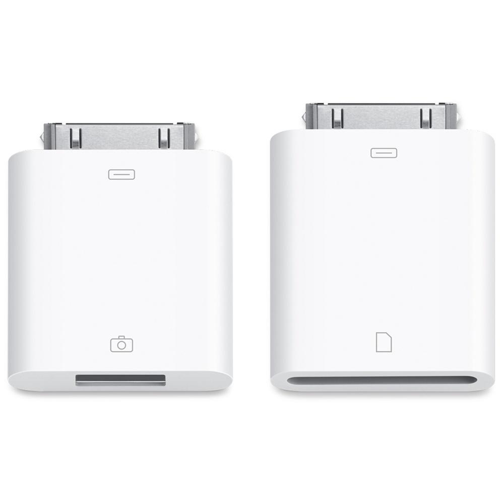 Комплект переходников для Apple iPad Camera Connection Kit MC531ZM/A