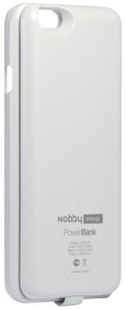 Чехол-аккумулятор Nobby 3200 мАч MFI для iPhone 6