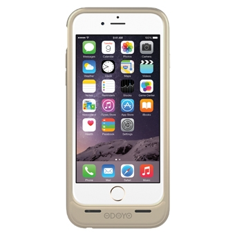 Чехол-аккумулятор Odoyo Power shell для iPhone 6